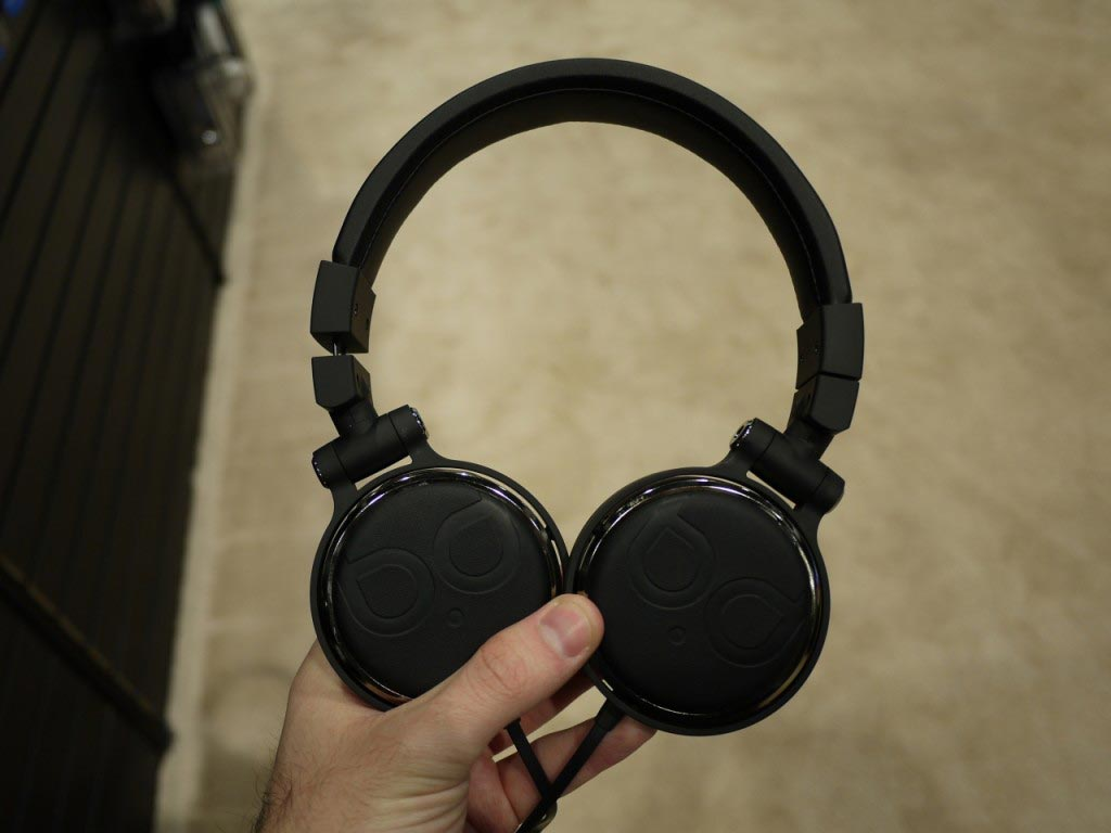 Bell'O Digital BDH806 On-Ear headphones