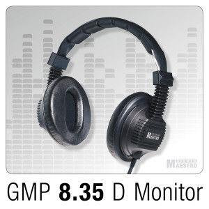 German Maestro GMP 835 D