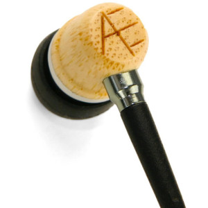 Accidentally Extraordinary Bamboo Earbuds